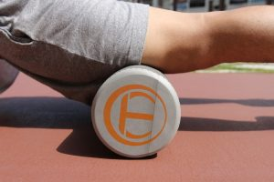 Foam rolling as a relaxation tool